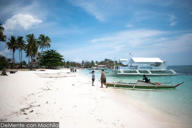 Playa de Langob