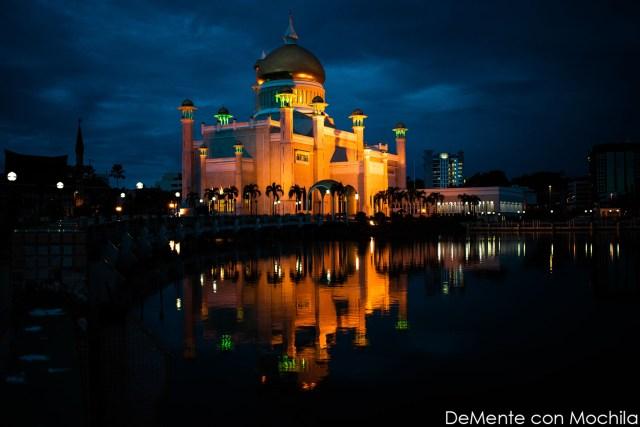 Mezquita Omar Alí Saifuddin