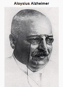 What is Alzheimer's disease? Alois Alzheimer first discovered Alzheimer's disease in 1907