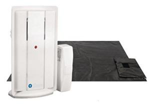 Prozoneuk floor sensor mat for doors and bed leaving. Wireless