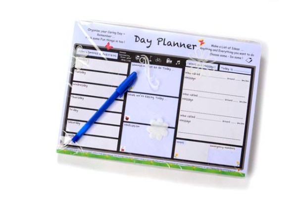 Day Planner - Memory Prompt