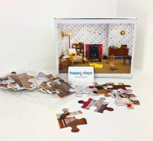 1950s Jigsaw Puzzle www.dementiaworkshop.co.uk