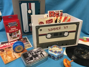 1970s Activity & Reminiscence Mini Box