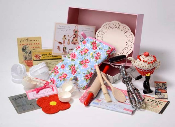 Baking Day Memory Box Deluxe