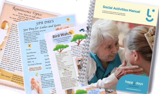 ***Care Home Manual Image