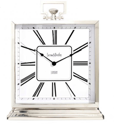 Carriage Clock for Lounge and Sideboards