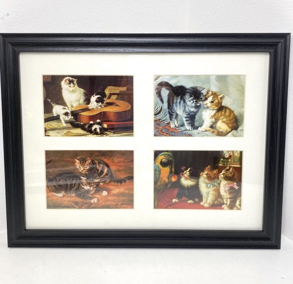 Cats Collage Wall Art