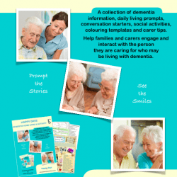 Dementia Activity Book
