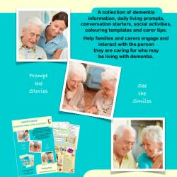 Dementia Activity Book
