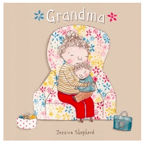 Grandma published by Child's Play - Review by Gillian Hesketh