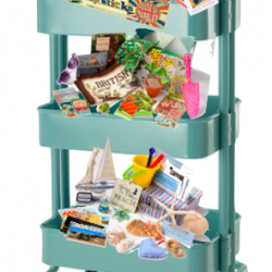 Happy Days Activity Trolley £225 complete