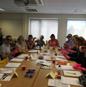 Social Activity & Engagement Workshops for Care Services