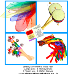 Music to Movement by Happy Days Dementia Workshop