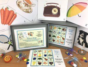 Picture Bingo shop online www.dementiaworkshop.co.uk