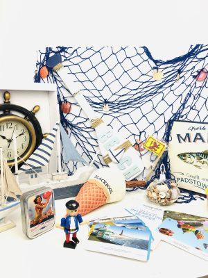 Seaside Display Materials for Care and Dementia Homes