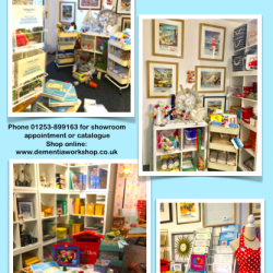 Showroom Dementia Friendly Spaces - Activities - Reminiscence - Showroom www.dementiaworkshop.co.uk