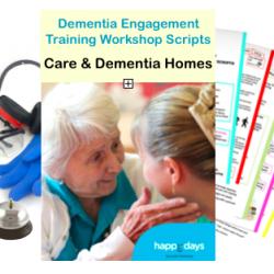 Dementia Training Workshop Manual