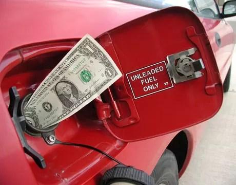 IVA deducible gasolina