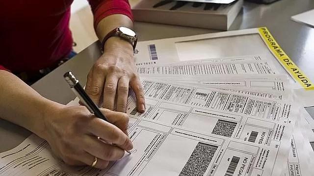 Declaración renta 2014