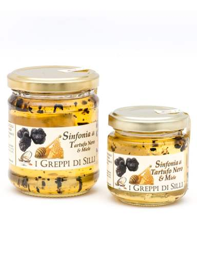 Demetra Bottega Black Truffle Honey Miele I Greppi Di Silli