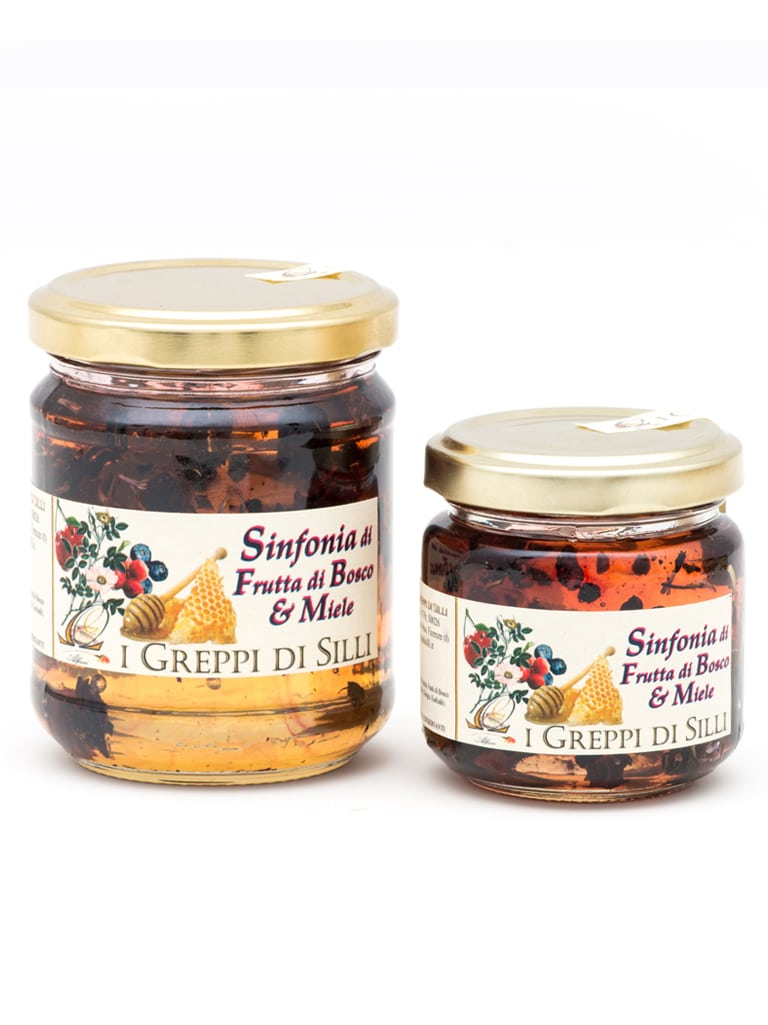 Demetra Bottega Honey Miele Fruit Forest I Greppi Di Silli