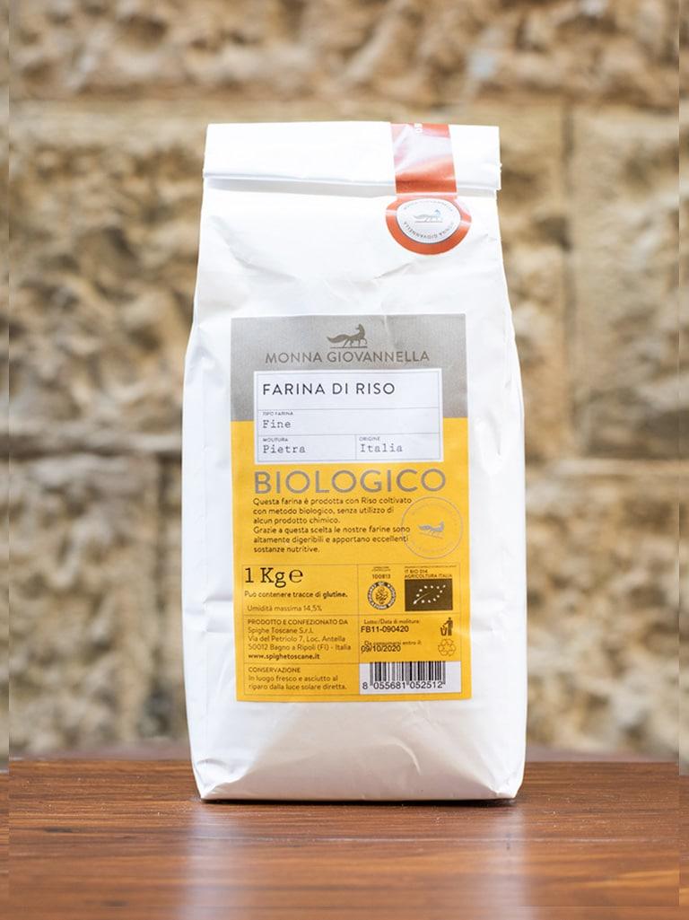 Demetra Bottega Rice Flour Farina di Riso