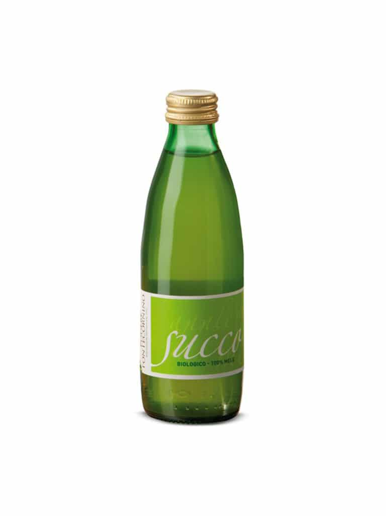 Demetra Bottega Organic Tuscan Apple Juice 250ml