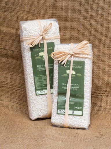 Demetra Bottega Organic Carnaroli Rice 500g 1kg