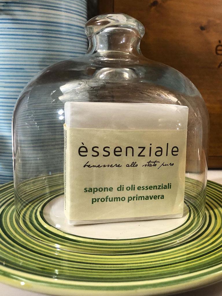 Essenziale Organic Handmade Tuscan Soap