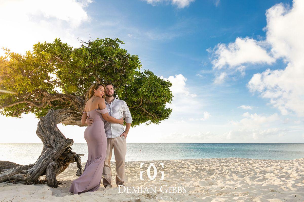 photos in Aruba