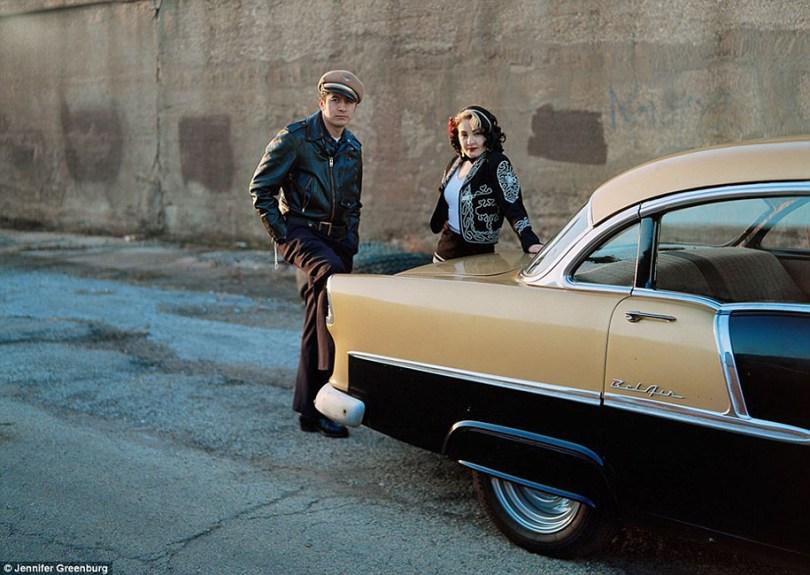rockabilly community 50s america jennifer greenburg 11 - 12 Fotos dos anos 50 bem coloridas