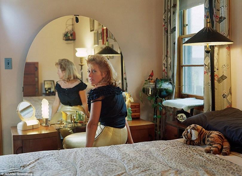 rockabilly community 50s america jennifer greenburg 7 - 12 Fotos dos anos 50 bem coloridas