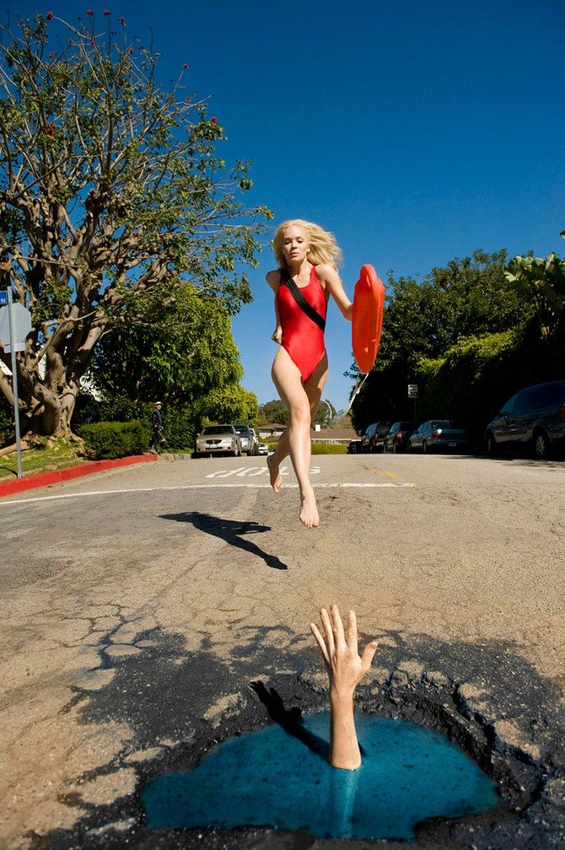 funny photography my potholes davide luciano claudia ficca 9 - Modinha do buraco no meio da rua - Se essa moda pega no Brasil