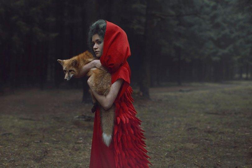 Retratos animais surreal-humano-katerina-plotnikova-6