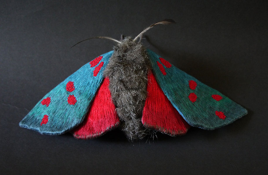 textile-art-fabric-sculptures-insects-moths-butterflies-yumi-okita-4