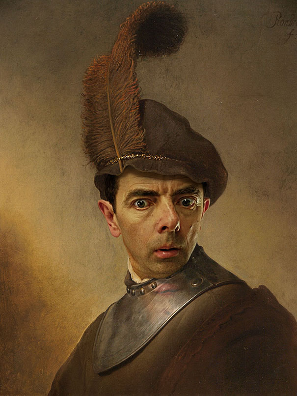 mr-bean-rowan-atkinson-historic-portraits-recreations-rodney-pike-1