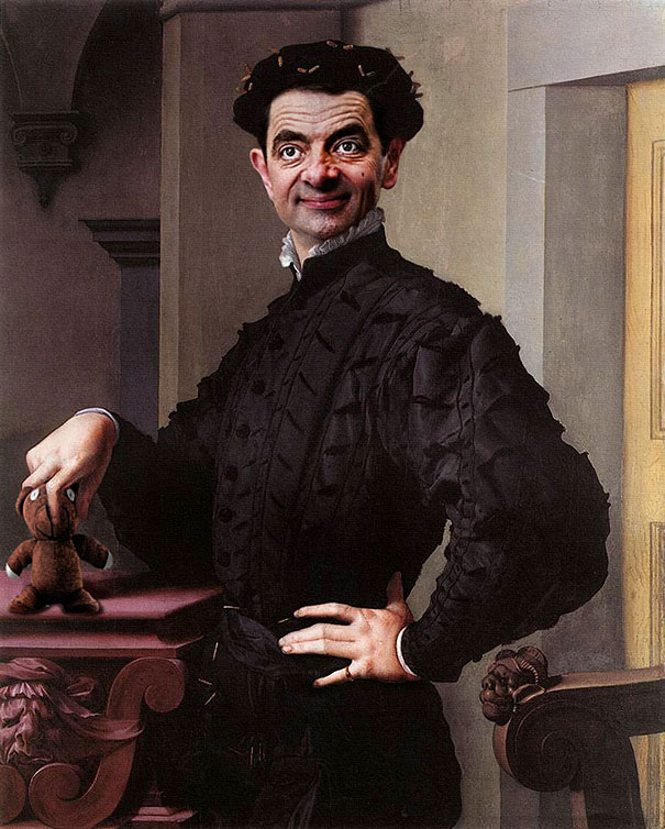 mr-bean-rowan-atkinson-historic-portraits-recreations-rodney-pike-6