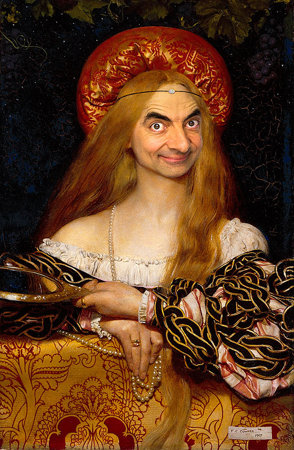 mr-bean-rowan-atkinson-historic-portraits-recreations-rodney-pike-8