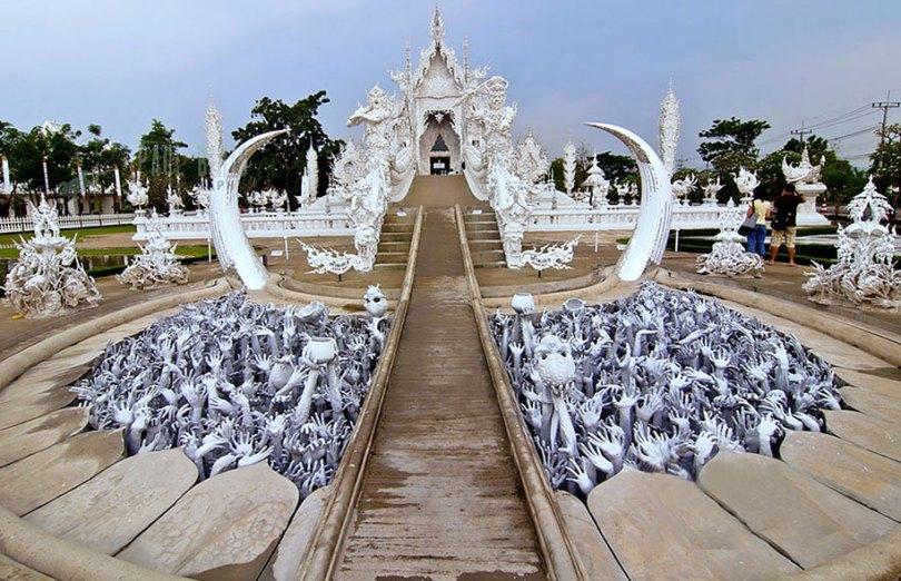 templo-branco-wat-rong-khun-budista-tailândia-arquitetura-12