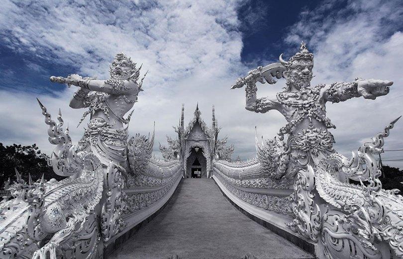 templo-branco-wat-rong-khun-budista-tailândia-arquitetura-4