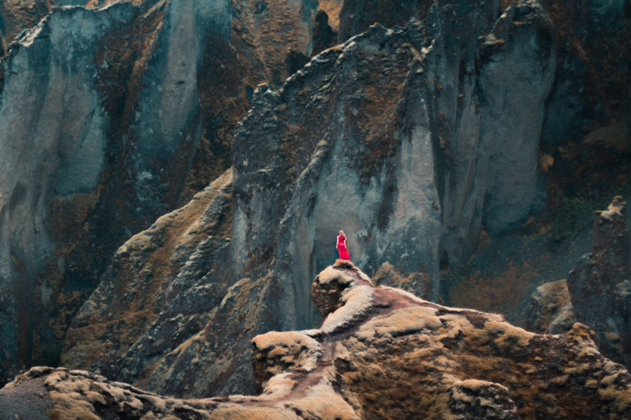 Wanderlust And Natural Beauty In Spectacular Landscape