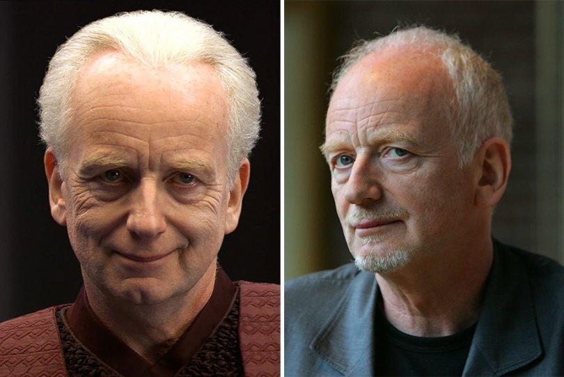 now then star wars cast actors 15 - Star Wars de 1977 O antes e depois dos artistas