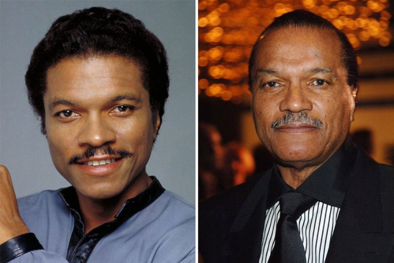 now then star wars cast actors 9 - Star Wars de 1977 O antes e depois dos artistas