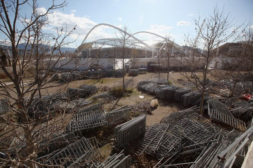 abandoned olympic venues urban decay 40 - Como ficou o complexo olímpico do Rio 2016 após o evento?