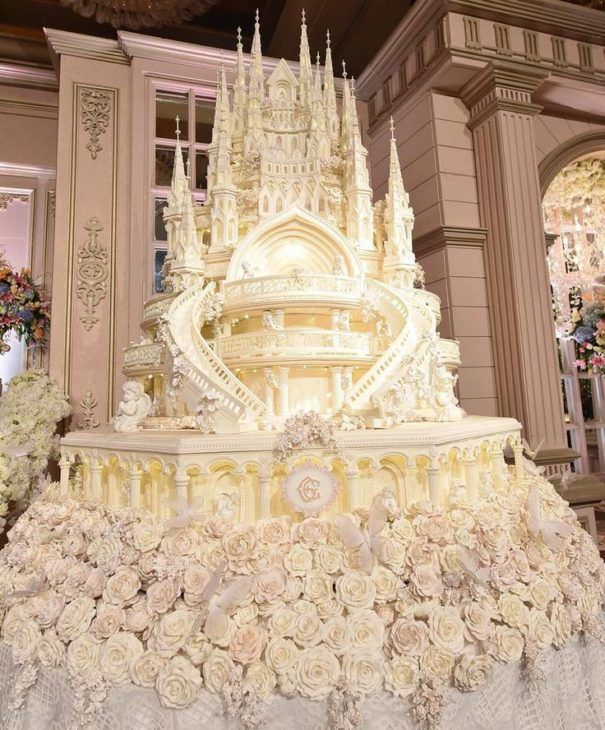 10 Exquizite Wedding Cakes You Won t Belive Were Made By Humans