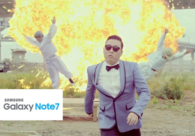 samsung-galaxy-note-7-exploding-funny-reactions-2 10 Funniest Reactions To The (Again) Exploding Samsung Note 7 Technology