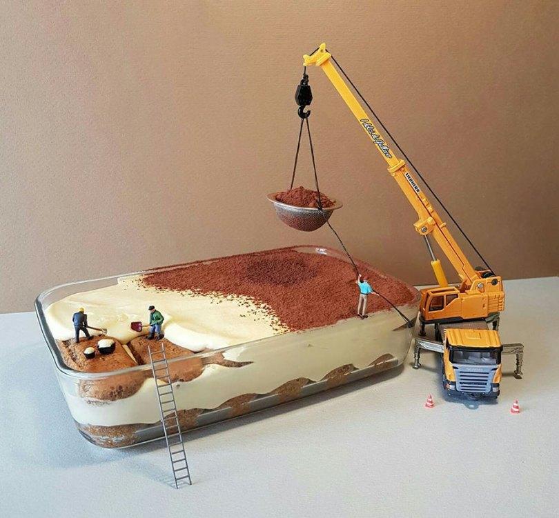 dessert miniatures pastry chef matteo stucchi 30 - Chef italiano transforma sobremesas em mundos em miniatura