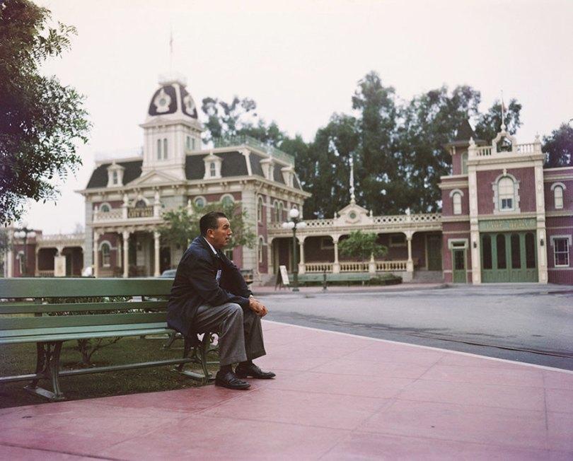 disneyland opening day 1955 9 - Dia de abertura da Disneylândia em 1955