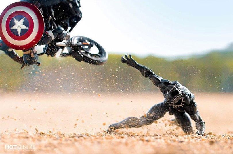 action toys scenes hotkenobi 10 - Brinquedos de ação ganham vida em imagens