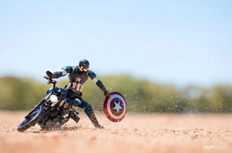 action toys scenes hotkenobi 11 - Brinquedos de ação ganham vida em imagens